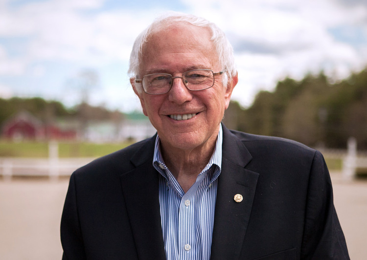Historic: Bernie Sanders Becomes First Candidate To Endorse Full Pot Legalization