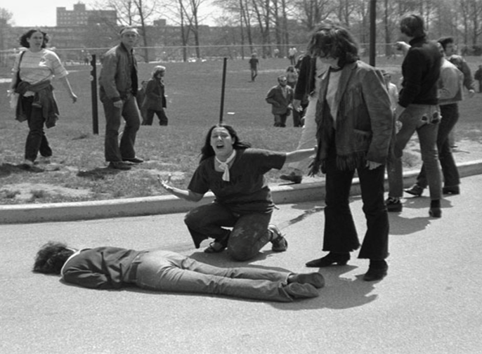 Kent State, May 4, 1970: America Kills