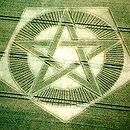 Bedfordshire Crop Circle