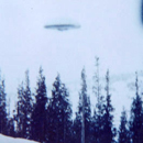 UFO Photographed from Car