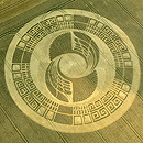 Egyptian Mosaic Crop Circle? 2004