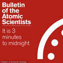 Photo: Doomsday Clock reads 11.57: Atomic scientists move minute hand two minutes forward - and say we are at closest point to disaster in decades
