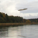 UFO photographed over Finland