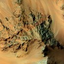 Photo: Mars has flowing rivers of briny water, NASA satellite reveals