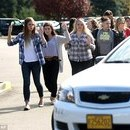 Photo: Gunman, 20, killed after mass shooting at Oregon college that left up to 13 dead and 20 injured
