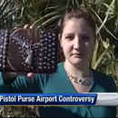 Photo: Florida teen detained by TSA for design on her purse